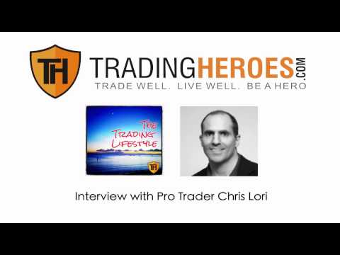 Chris Lori: Interview with Ex-Olympian, Pro Forex Trader and Trading Mentor // TTL Ep. 3