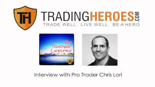 TTL #3 // Interview with Pro Forex Trader and Mentor Chris Lori