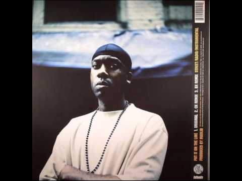 Percee P - Put It On The Line  (Bx Remix Street)  (Madlib  Prod. 2005)