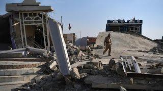 القوات العراقية تقتحم الحمدانية قرب الموصل