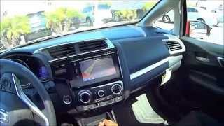 2015 Honda Fit EX Automatic Test Drive Review