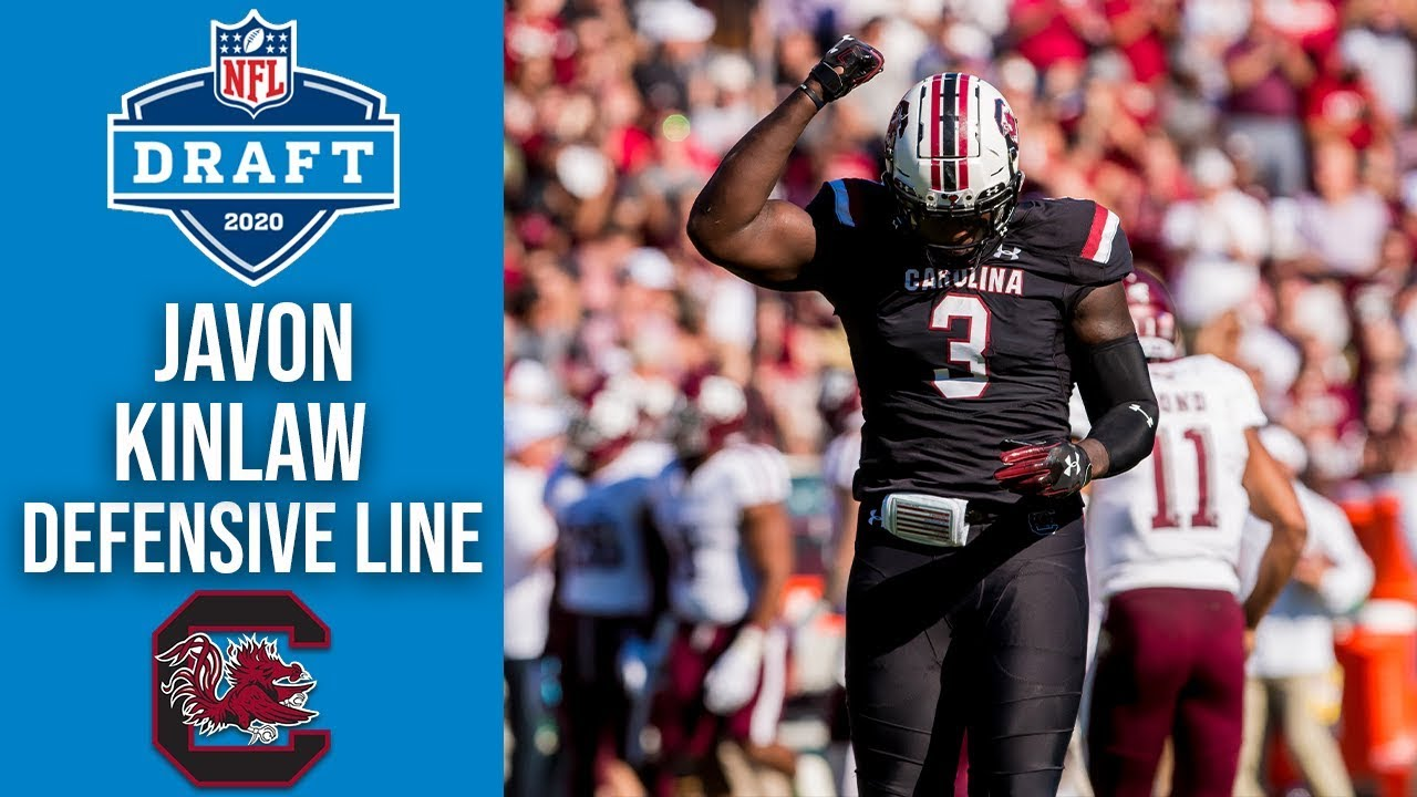 Javon Kinlaw | Defensive Line | South Carolina | 2020 NFL Draft Profile