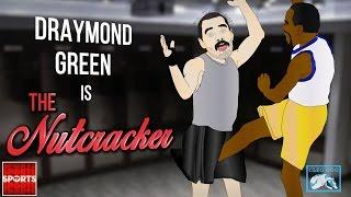 Draymond Green AKA THE NUTCRACKER