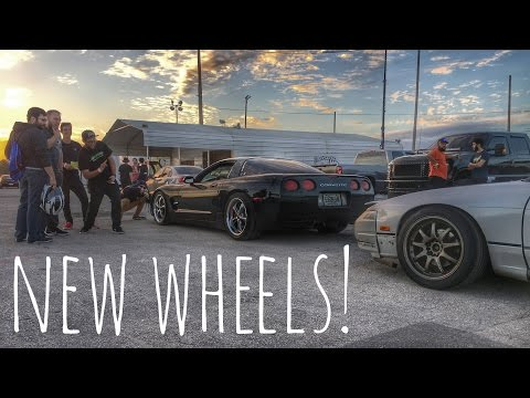 C5 Corvette Drifting | Event #2 | Why can't I Figure This Out!?