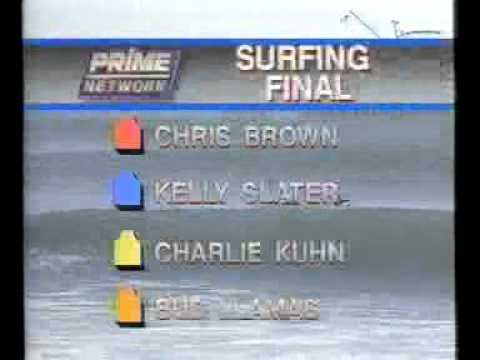 17th Street Video-Bud Llamas vs Kelly Slater