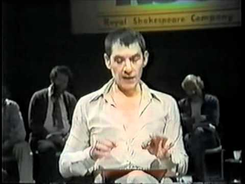Tomorrow, and tomorrow -- Ian McKellen analyzes Macbeth speech (1979)
