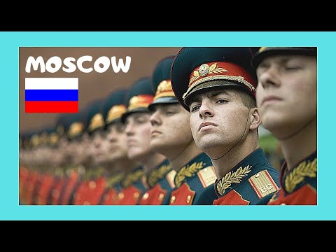 MOSCOW: Life in the city & ITS PEOPLE (RUSSIA), a journey