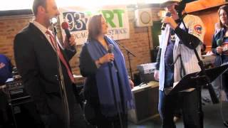 Todd & Laura Ricketts Live At XRT