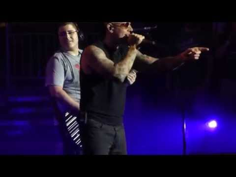 """""""Unholy Confessions & Fan Plays Lead Guitar"""" Avenged Sevenfold@Giant Center Hershey, PA 5/8/14"""