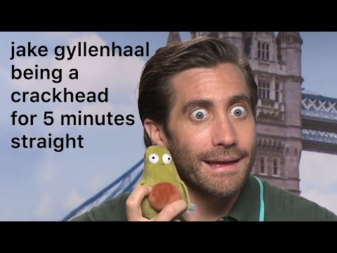 Jake Gyllenhaal Being A Crackhead For 5 Minutes & 31 Seconds