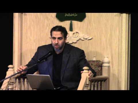 10th of Muharram 1437AH, Living in a Non-Muslim Society