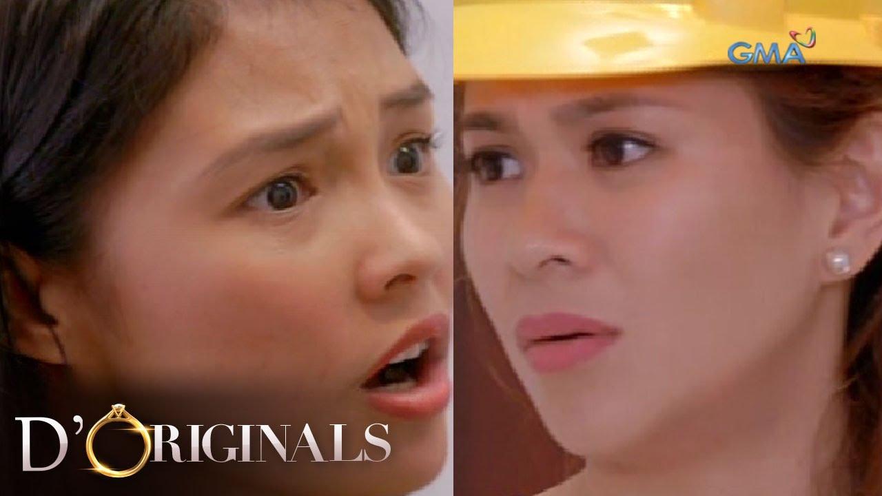 D' Originals:  Eksena ng ahas na kapatid