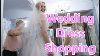 Come wedding dress shopping with me! Cheshire bridal shop hints and tips.
