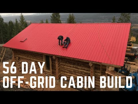 building-a-1500sq.-ft-off-grid-cabin-in-56-days