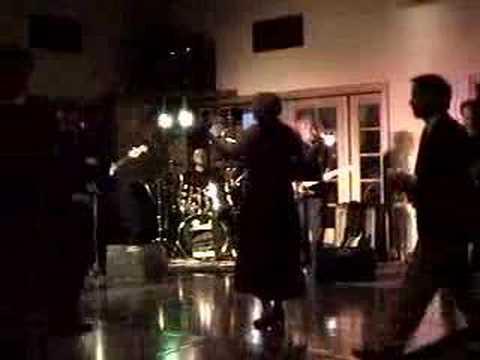 Ed Maly Band playing