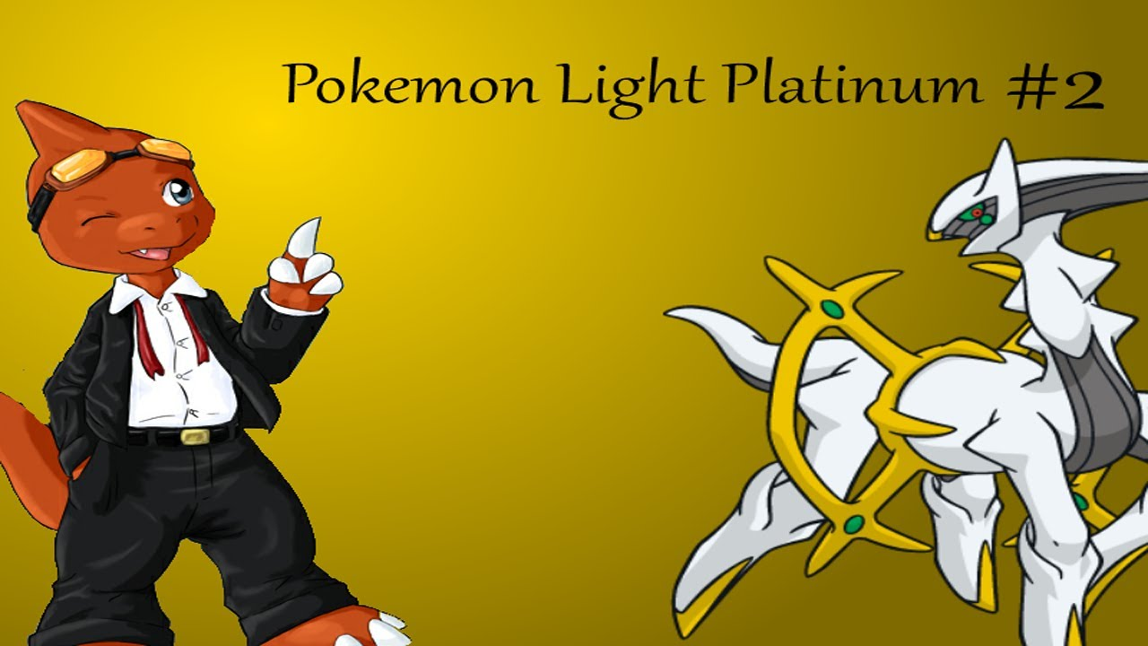 Pokemon Light Platinum Walkthrough Part 2 Evolution