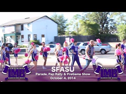 Stephen F. Austin State University - Lumberjack Marching Band