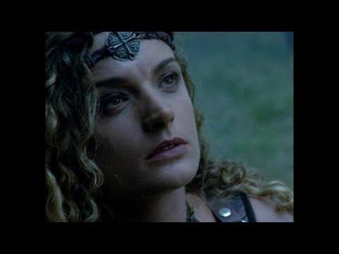 Зена королева воинов. Брут убивает королеву амазонок Эфини
