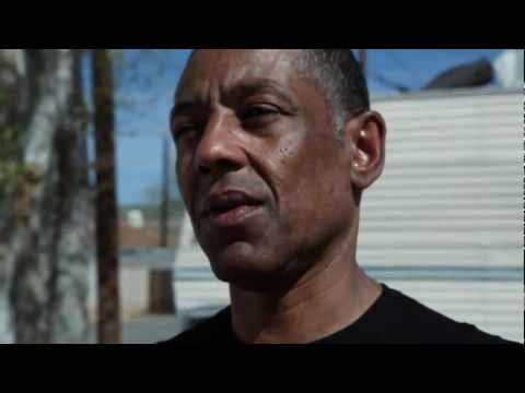 Giancarlo Esposito (from Breaking Bad) Interview - Santa Fe