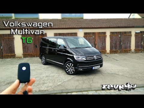 2019 VW Multivan T6 2.0TDI | Review
