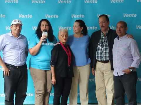 Vente Venezuela amplía áreas de acción con la incorporación de Alfredo Mago y dirigentes laborales