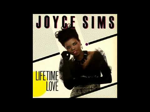Joyce Sims - Lifetime Love [12