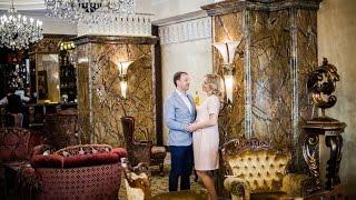 22 04 2017 Хрустальная Свадьба (15 лет) Сергей и Ирина