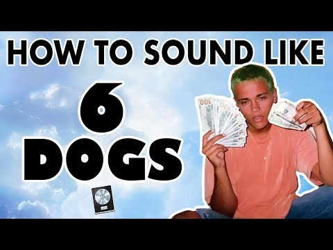 How To Sound Like 6 Dogs Faygo Dreams Vocal Tutorial Logic Pro X