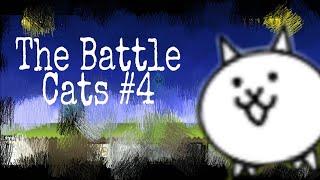 The Battle Cats #4 опять небольшое продвижение