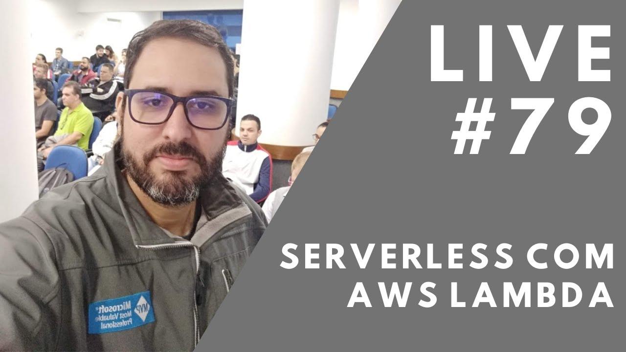Serverless com AWS Lambda com Rafael Cruz