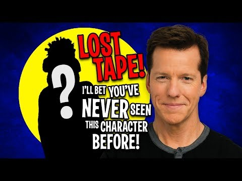 LOST TAPE! I'll Bet You've NEVER Seen This Character Before!  JEFF DUNHAM