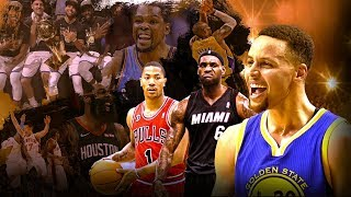 NBA Story Of The Decade (Mini Movie)
