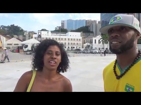 A day hanging out with Afro American & Afro Brazilian Couple Part 2