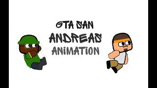 Рисуем мультфильмы 2 ||  Gta san andreas || animation