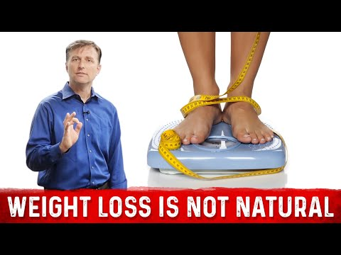 Weight Loss is Not Natural