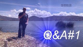 Q&A#1 - Eure Fragen, meine Antworten