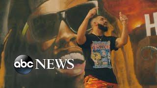 Drake drops 'In My Feelings' video Video