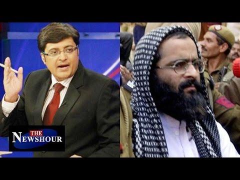 Back Indian Army , Not Afzal Guru : The Newshour Debate (22nd Feb 2016)