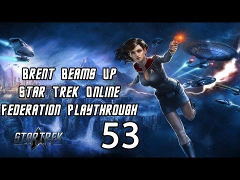 Let's Play Star Trek Online - [Part 53] [Getting our Tier 5 Ship]