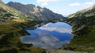 Od Morskiego Oka na Szpiglasową - przepiękny szlak... Tatry 2013