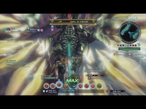 All Lv.90~99 Tyrants (Solo on Foot, no decoy) - Xenoblade Chronicles X