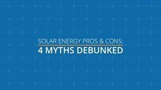 Energia słoneczna - wady i zalety
