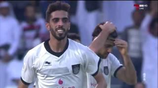 اهداف مباراة ( السد 3 - 2 الريان ) كأس أمير قطر