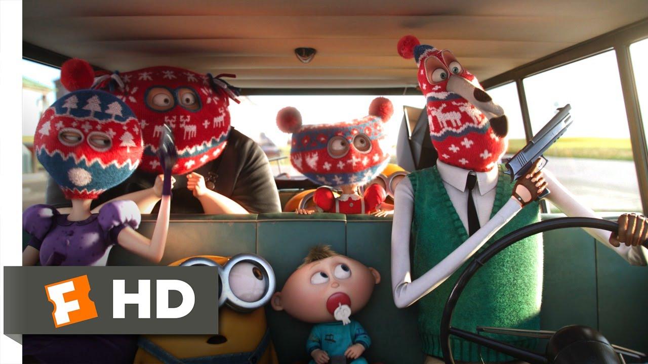 Download Minions (2/10) Movie CLIP - One Evil Family (2015) HD
