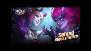 Mobile Legends: Bang Bang! New Hero | Abyssal Witch | Selena