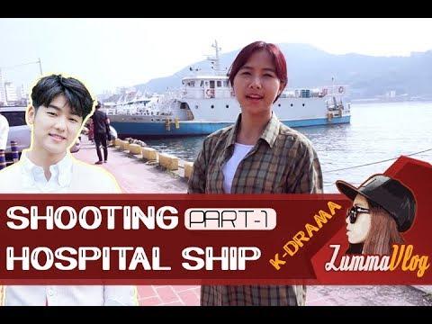 [ZUMMAVLOG 2 ] PERSIAPAN SHOOTING HOSPITAL SHIP (K-DRAMA) PART 1