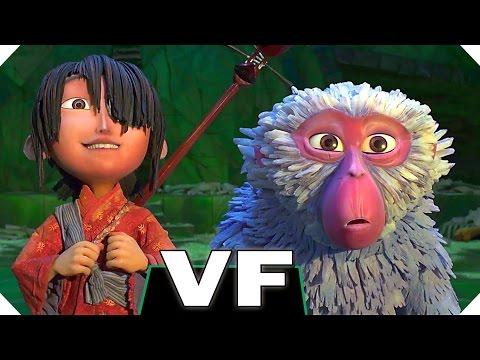 KUBO ET L'ARMURE MAGIQUE - Les Extraits VF du Film ! (Animation - 2016)