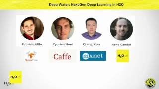 Deep learning in H2O with Arno Candel