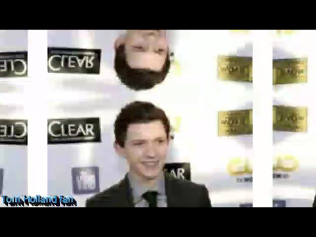 Tom Holland vídeo edit