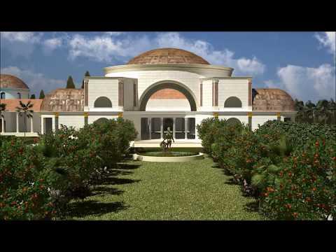 The Digital Hadrian's Villa Project: State vs. Reconstruction
